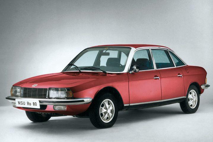 NSU Ro 80: Ein Auto, das 1967 formal und technisch mindestens so revolutionär war wie beispielsweise zwölf Jahre zuvor der Citroën DS