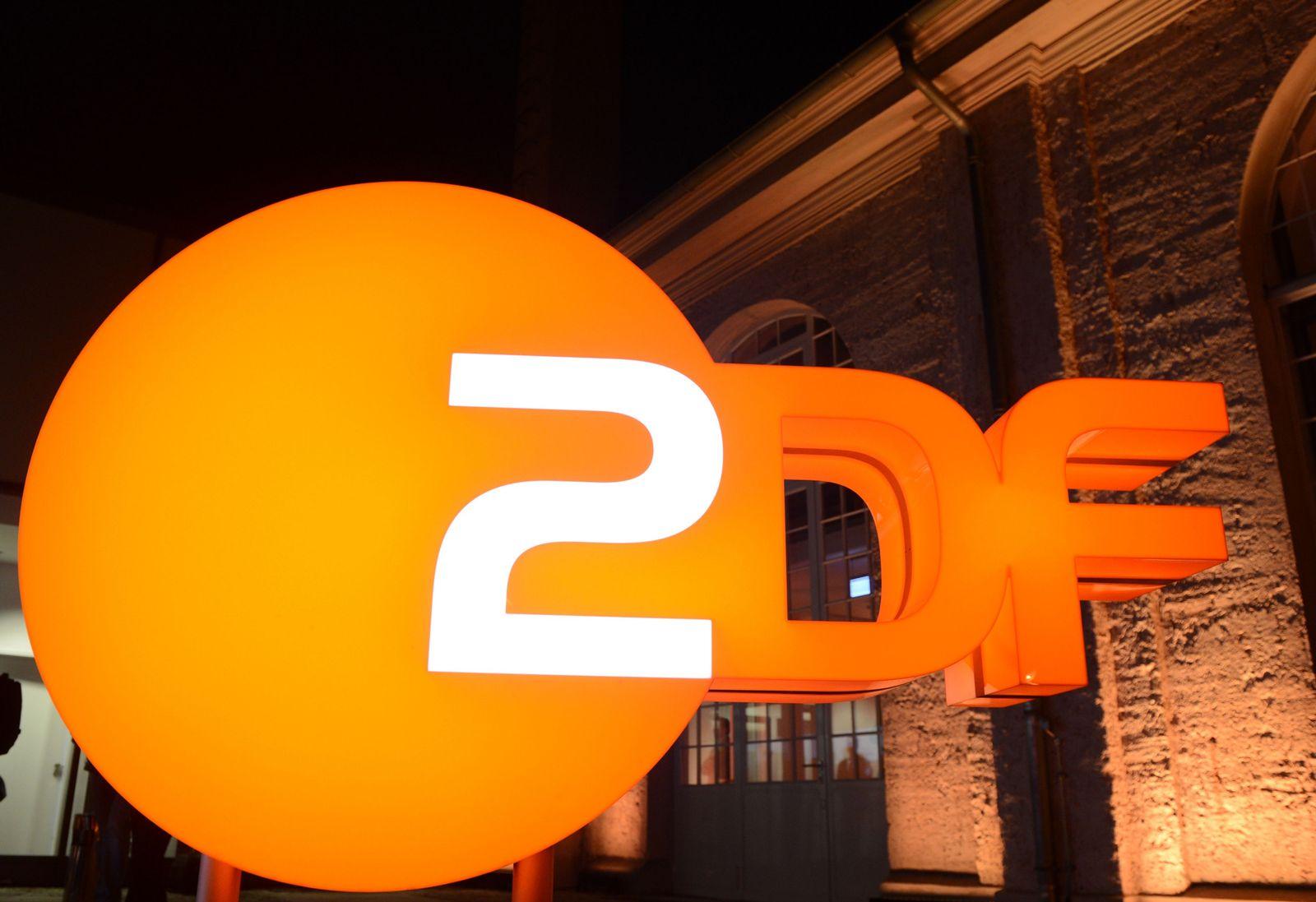 ZDF / Logo