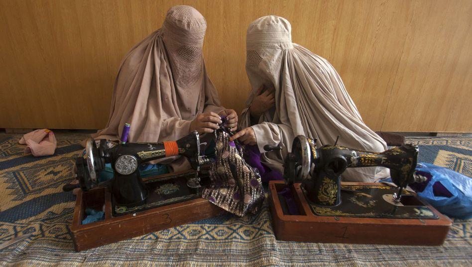 Paschtuninnen in Peschawar: Komplettverschleierung offiziell kein Muss mehr