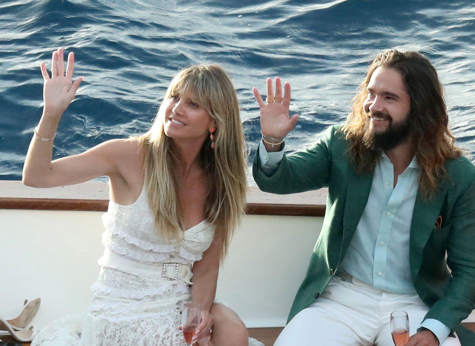 Jahresrückblick 2019 - Heidi Klum und Tom Kaulitz