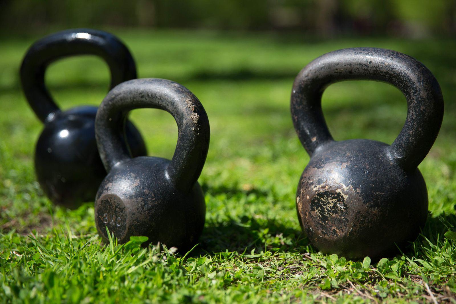 Best of Workout / Kettlebell