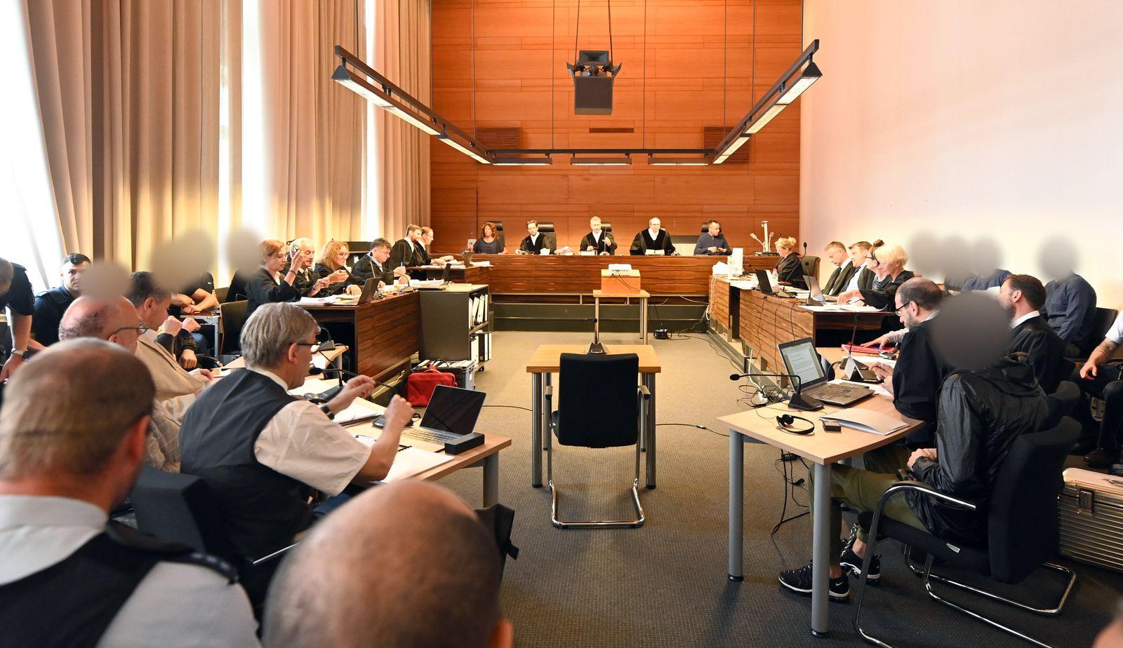 Gruppenvergewaltigung in Freiburg