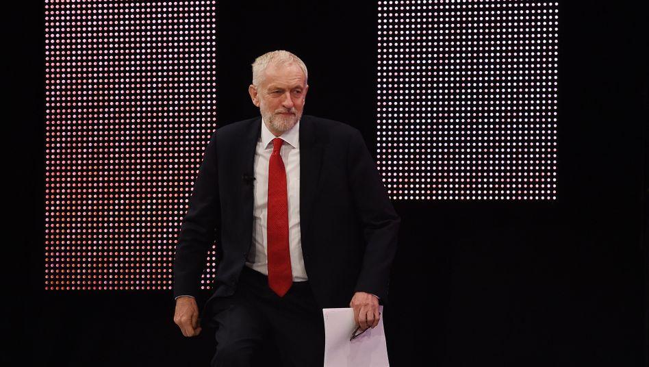 Wiederaufgenommenes Mitglied der Labourpartei: Jeremy Corbyn (Archivbild)