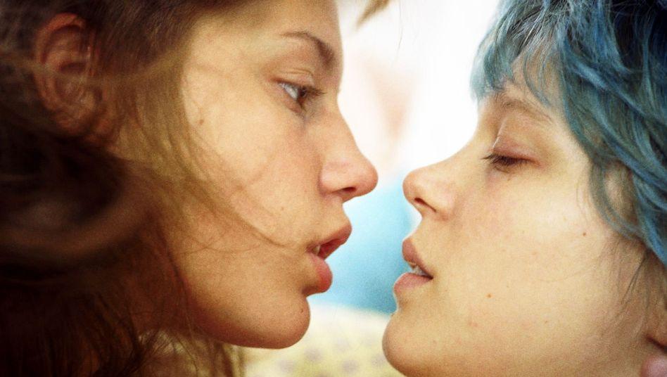 """""""Blau ist eine warme Farbe"""": Drei Stunden Liebe"""