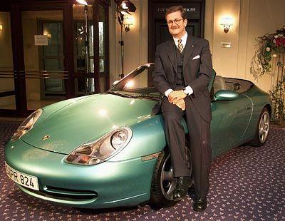 """""""Gefährliche Entwicklung in Gang gesetzt"""": Porsche-Chef Wendelin Wiedeking"""