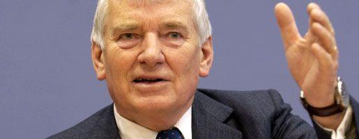 Otto Schily: Klage gegen die verhängte Ordnungsstrafe