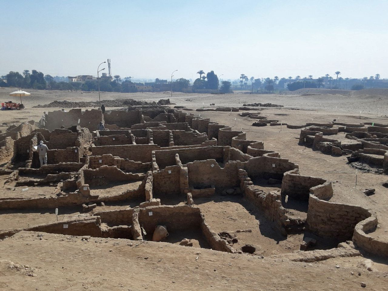 EGYPT-ARCHAEOLOGY