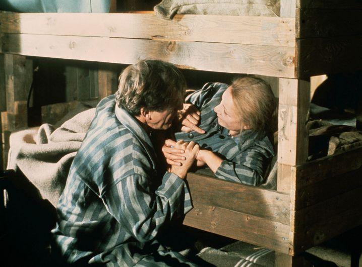 "Szene aus ""Holocaust"": kompliziertes Verhältnis zur Schoah"