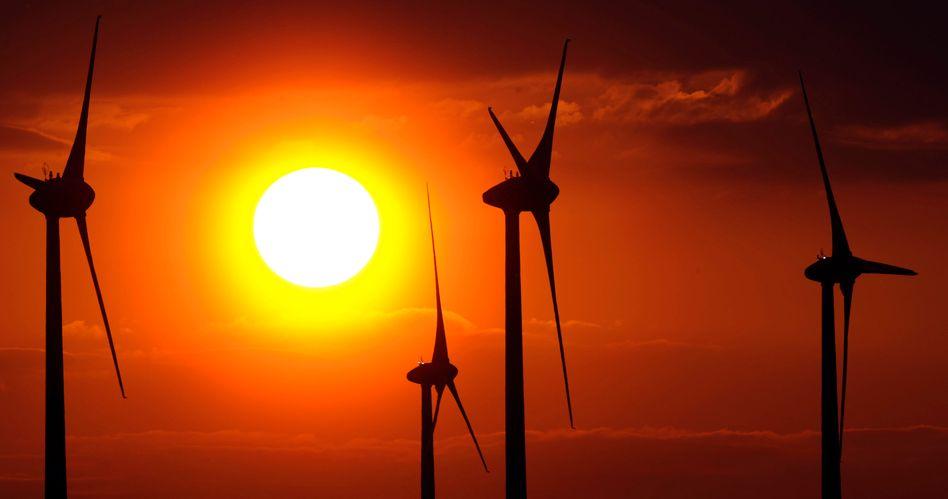 Windräder: Wachsweiche Vorgaben für Energieeffizienz
