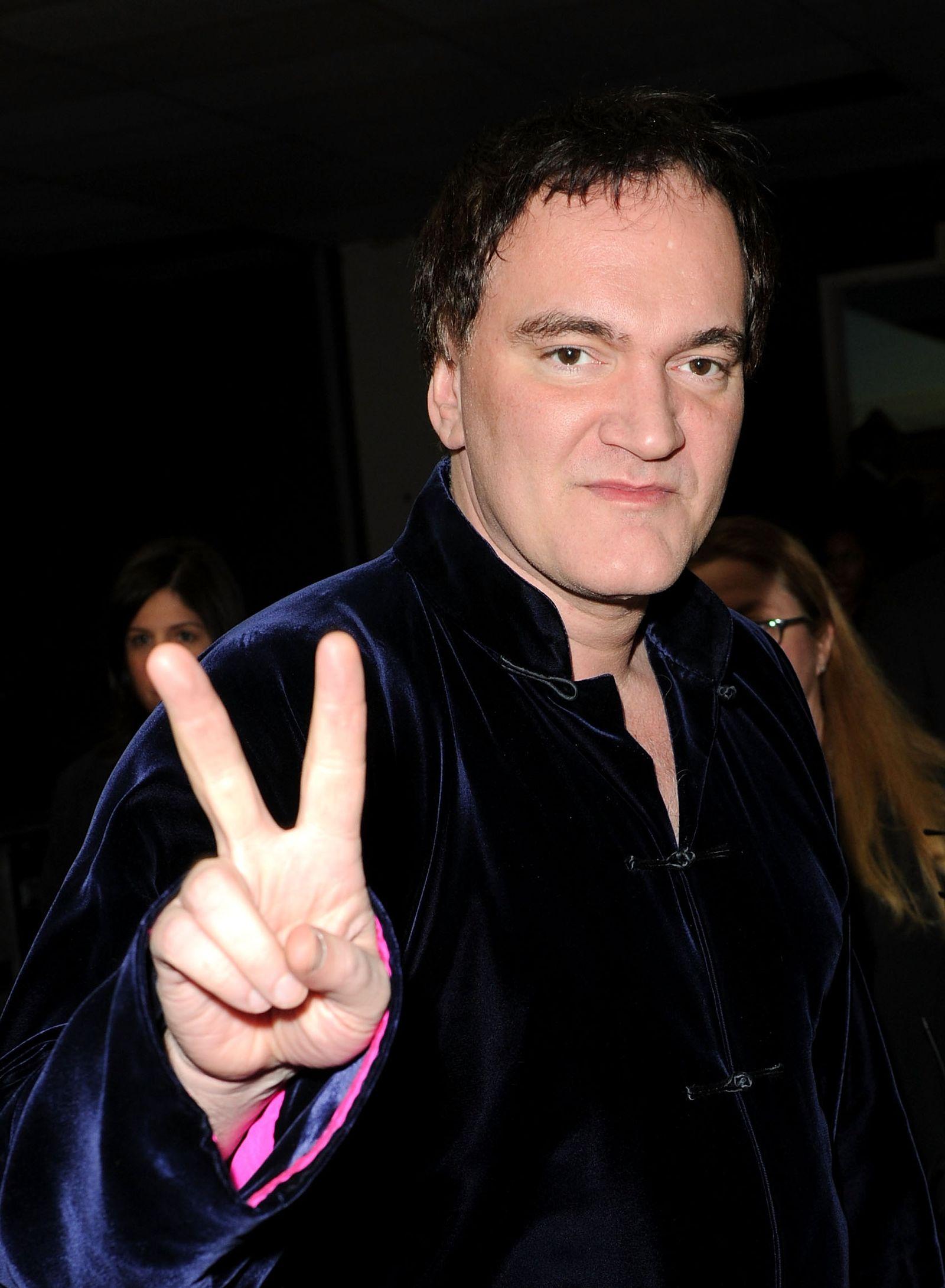 Oscar Freebies / Quentin Tarantino
