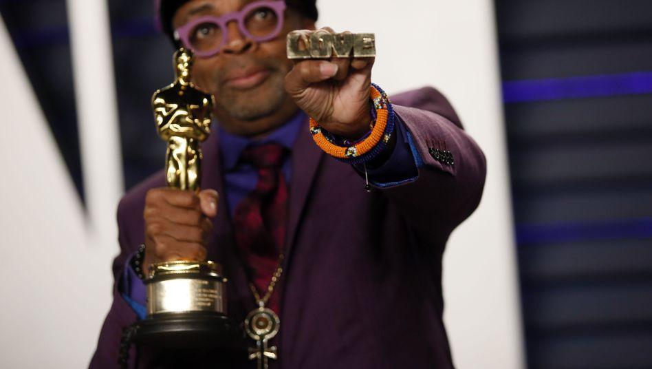 US-Regisseur Spike Lee