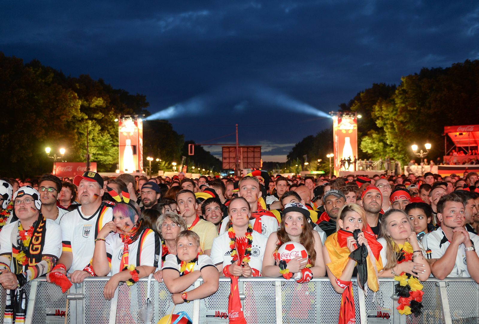 EURO 2016 - Fanmeile Berlin