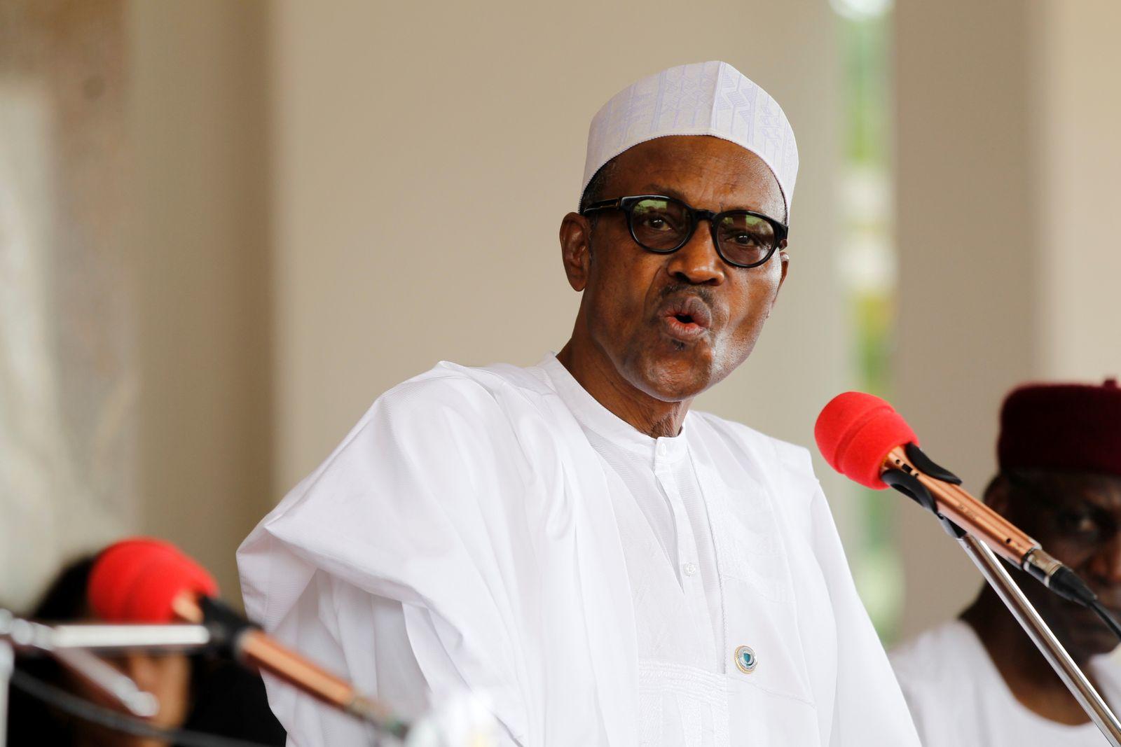 Muhammadu Buhari / Nigeria