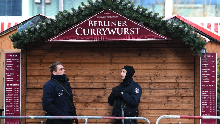 Photo Gallery: Germany Reacts to Terrorist Attack