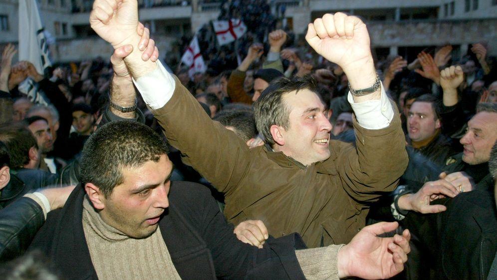 Micheil Saakaschwili: Revolutionär, Reformer und Kriegstreiber