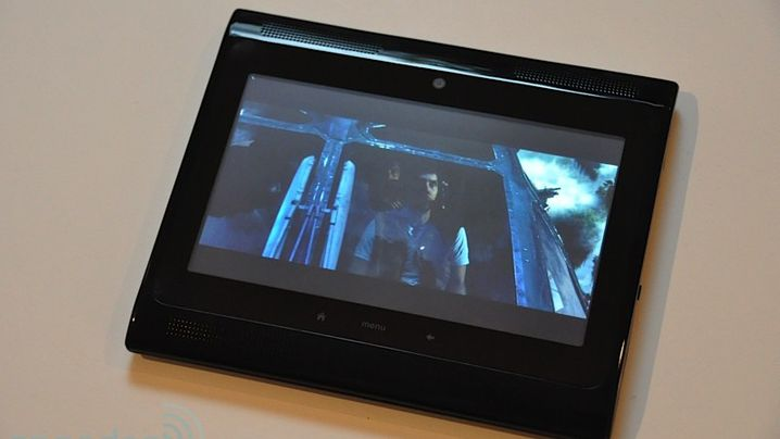 Best of Engadget: ICD Ultra - Funky Android-Tablet