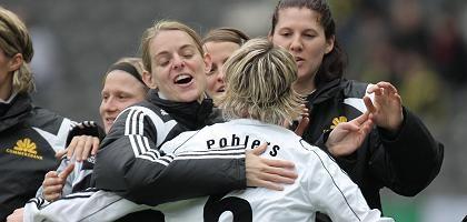 Pokalsieger 1. FFC Frankfurt: Berlin war 2008 eine Reise wert