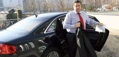 Gabriel, Dienstwagen (März 2007): Steuervorteile sollen gestutzt werden