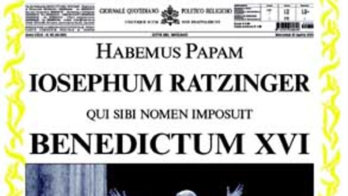 """The Papers React: """"We Are Pope!"""""""