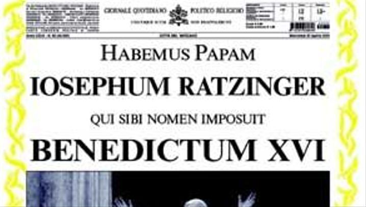 "The Papers React: ""We Are Pope!"""