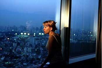 Scarlett Johansson als Charlotte: Schlaflos im Raumschiff Park Hyatt