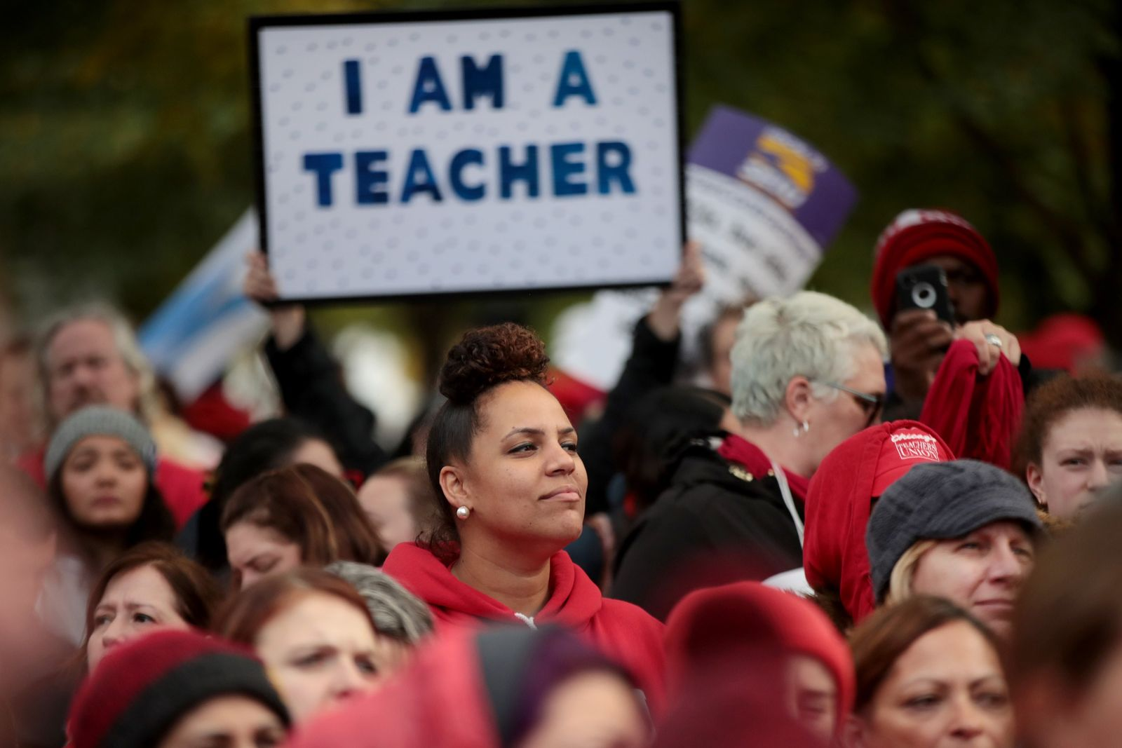 CHICAGO/ Lehrerstreik