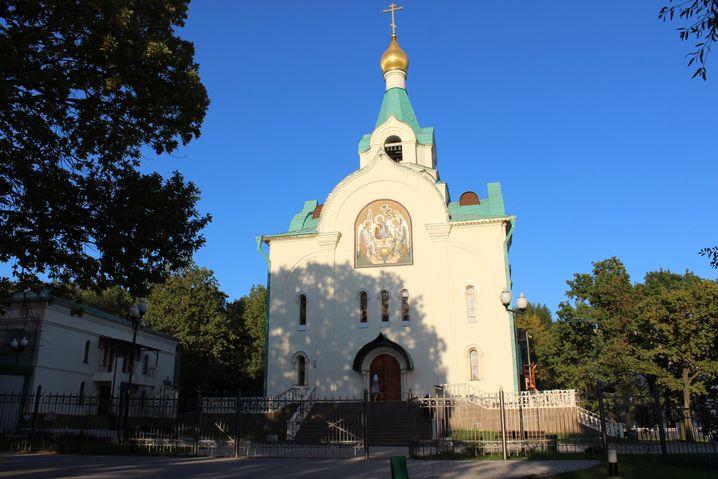 Hiob-Kirche in Moskau