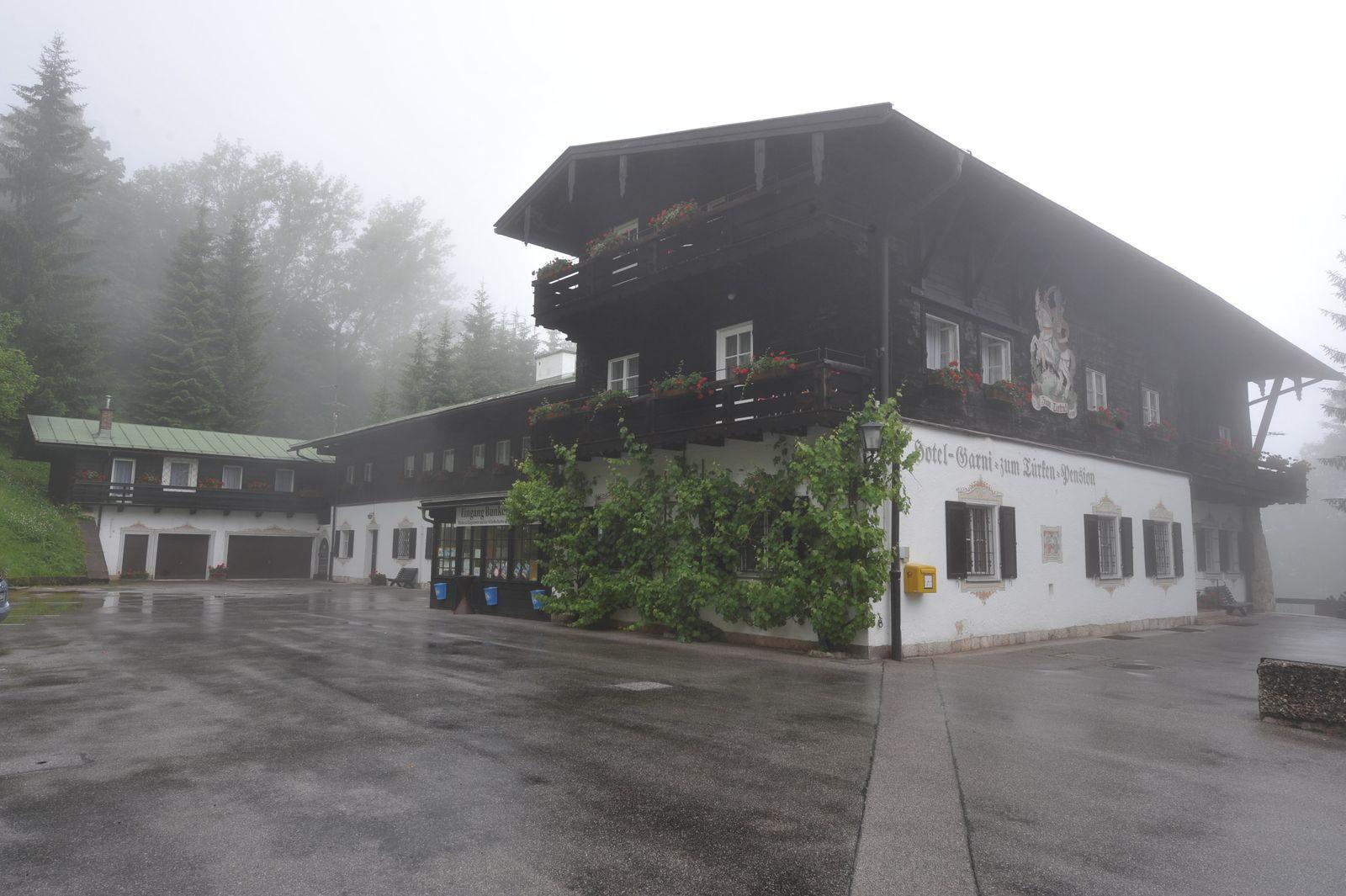 """Hotel """"Zum Türken"""" - Obersalzberg"""