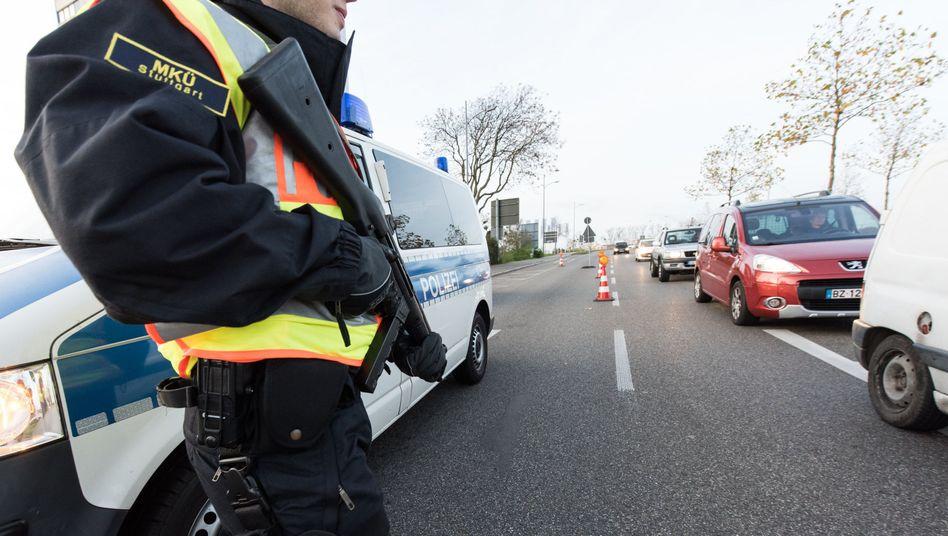 Grenzkontrolle der Bundespolizei: Im Fadenkreuz des internationalen Terrorismus
