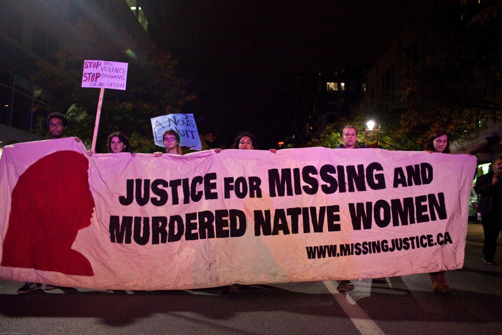 NICHT MEHR VERWENDEN! - Kanada/ Vermisste Frauen