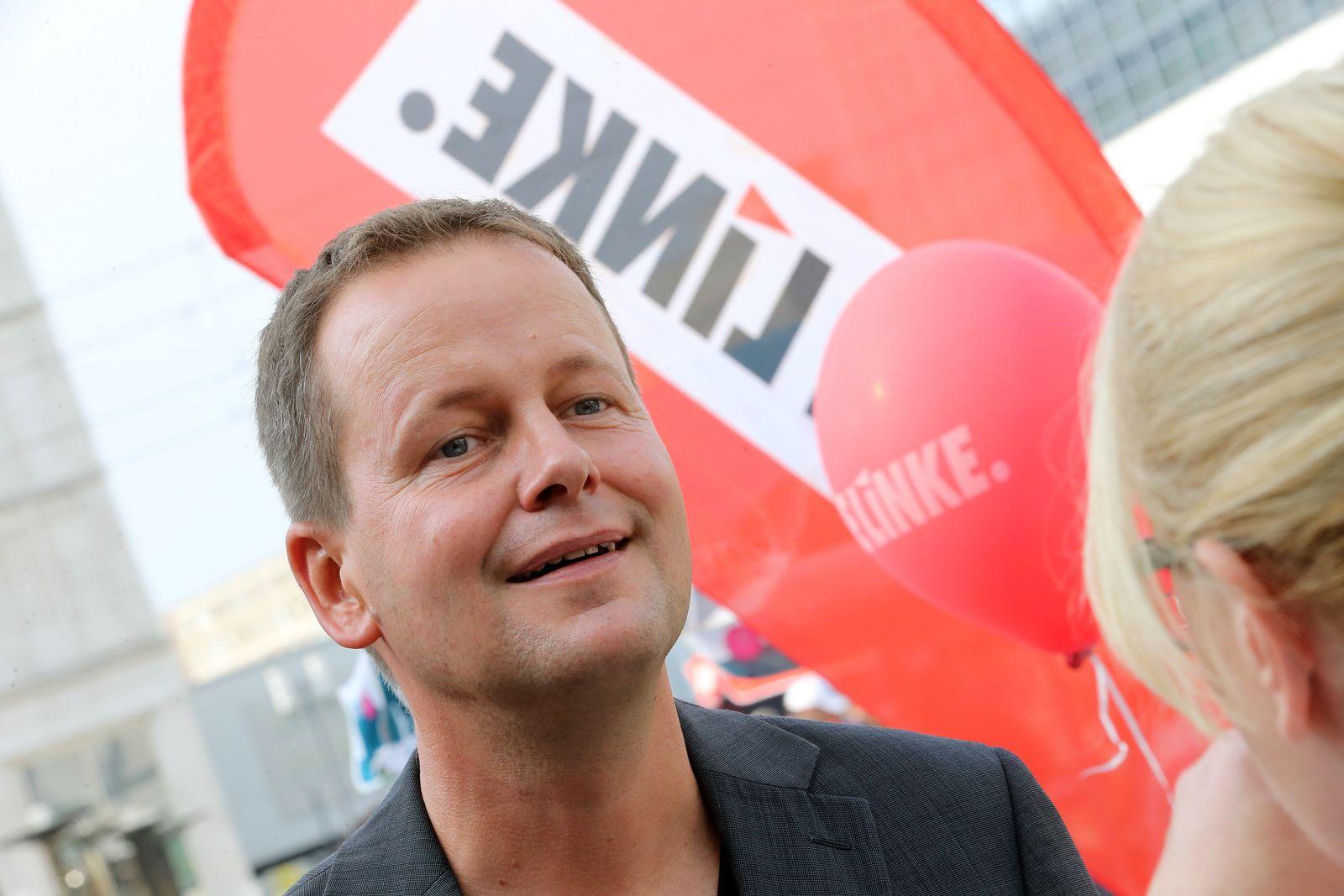 Linke/ Klaus Lederer