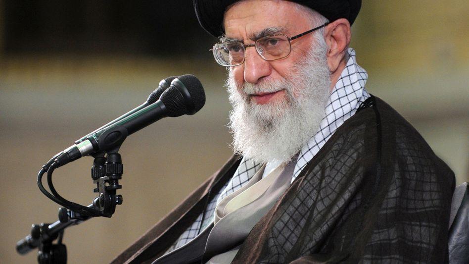 Irans religiöser Führer Ayatollah Chamenei: Ende der Isolation