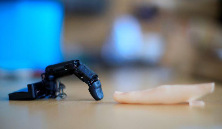 Roboterfinger MobiLimb