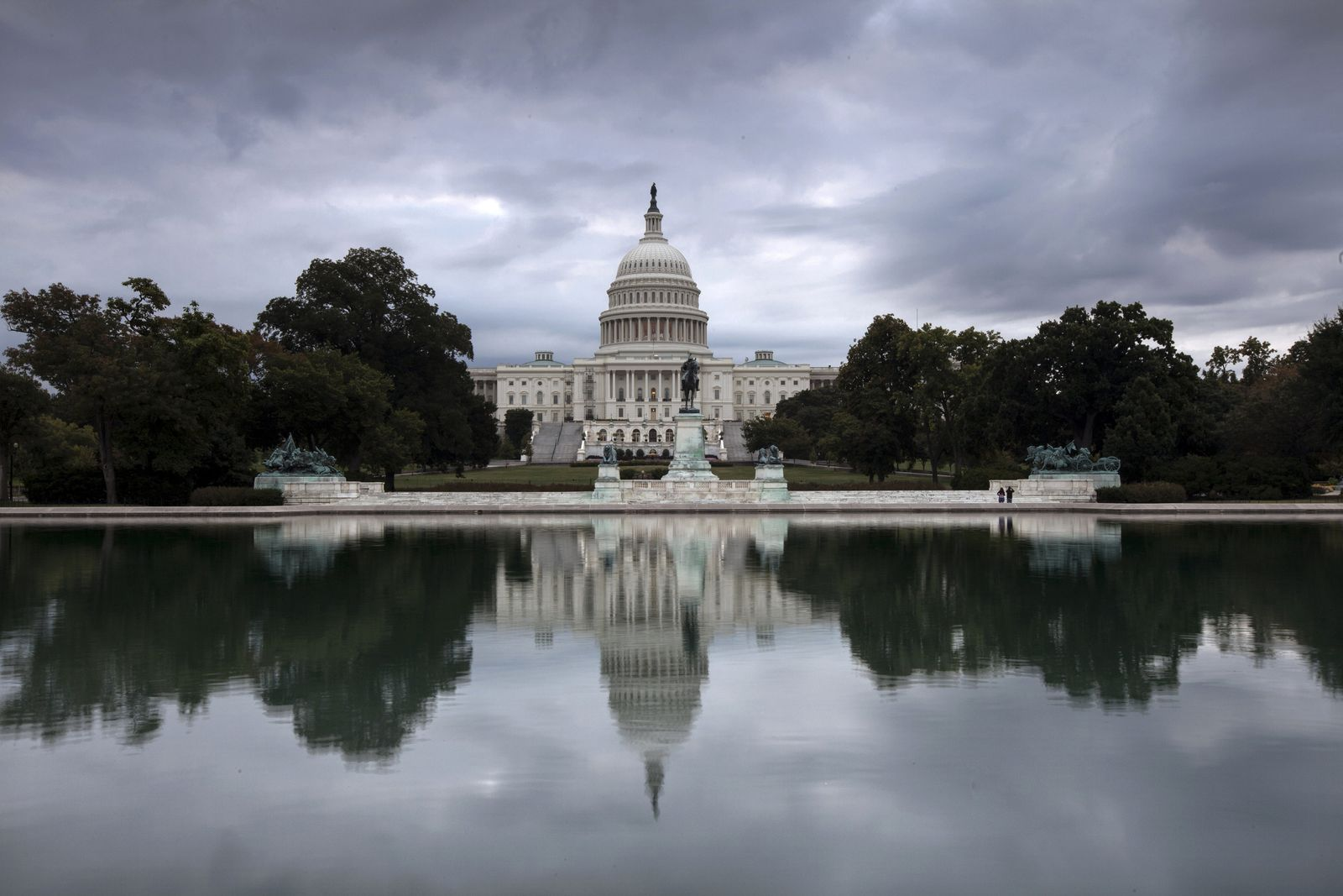 Budget Battle Kongress Washington