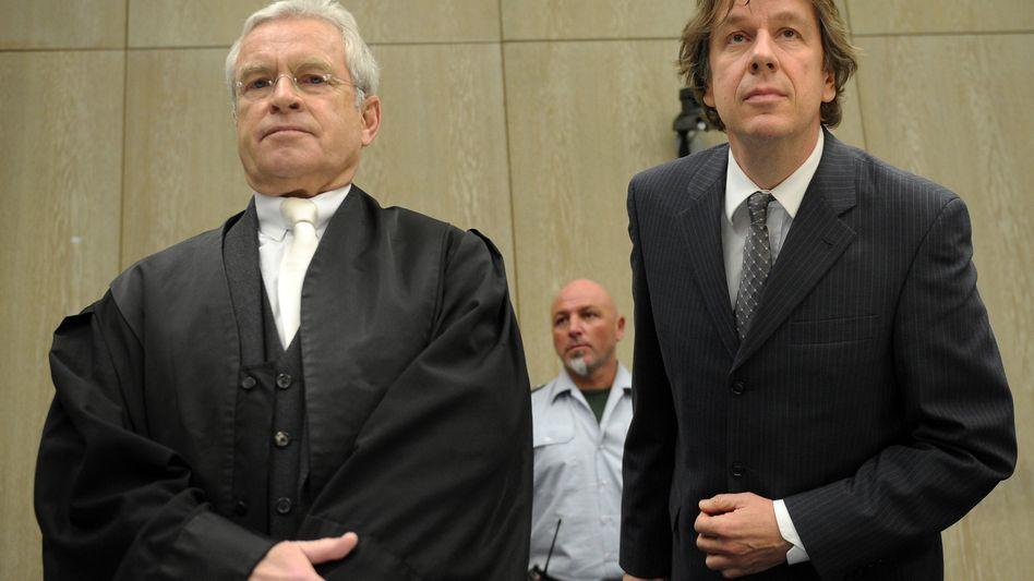 Anwalt Schwenn, Mandant Kachelmann: Neuer Schlagabtausch mit der Staatsanwaltschaft