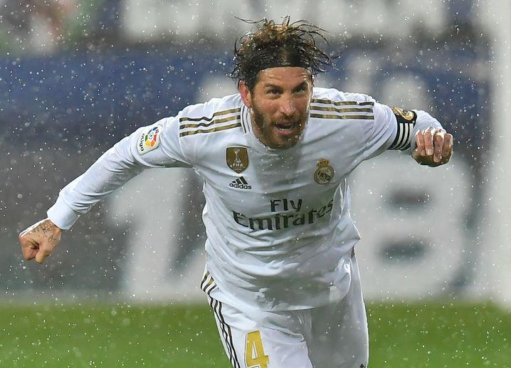Mit Ramos ist Real spitze, ohne ihn verwundbar