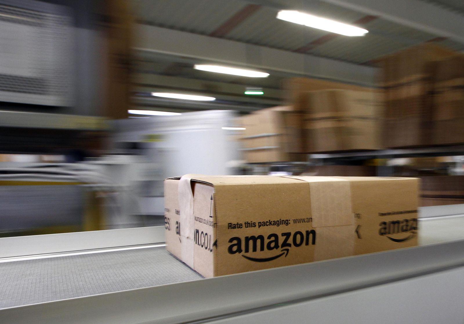 Amazon-Päckchen