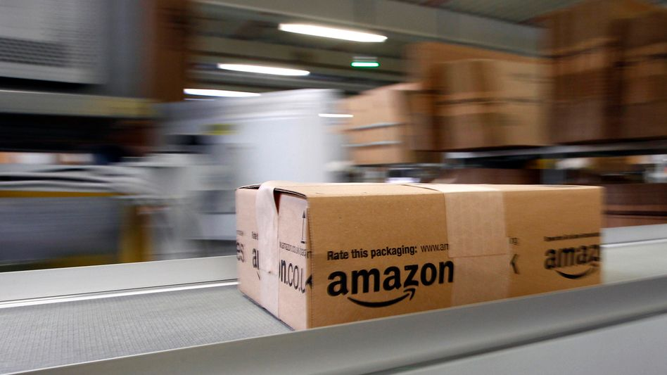 Amazon-Paket: Sortiment soll sich am Vorbild klassischer Supermärkte orientieren