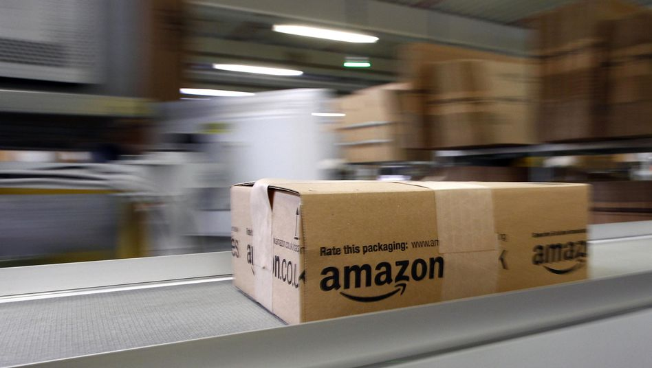 "Amazon-Sendung: ""Strategie des Dumpings"""