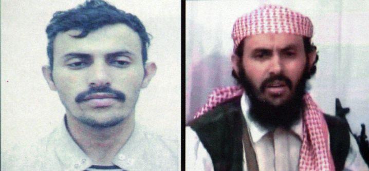 Wuhayshi-Nachfolger: Qassim al-Raimi mit und ohne Vollbart