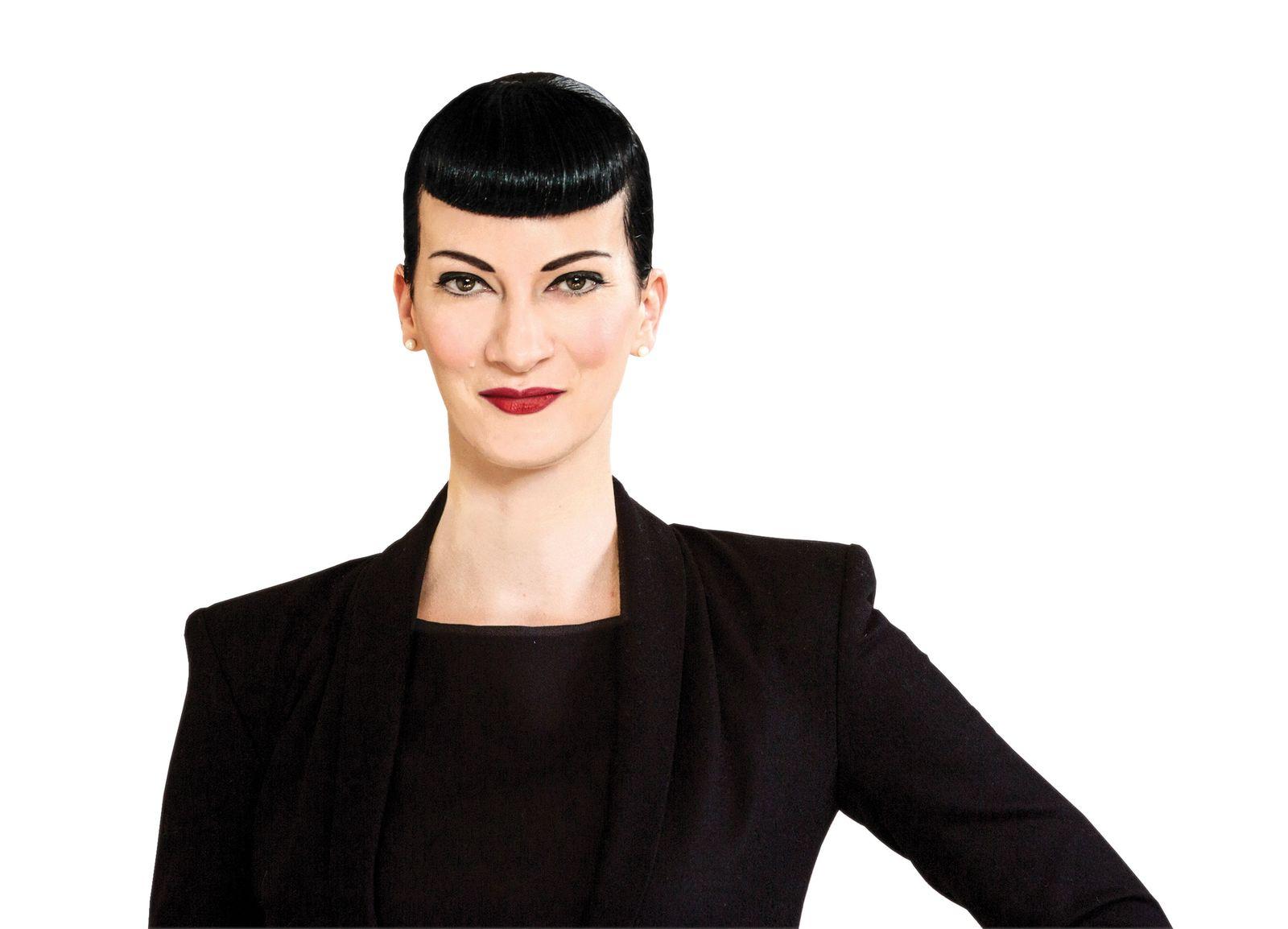 EINMALIGE VERWENDUNG Profiler Suzanne Grieger-Langer