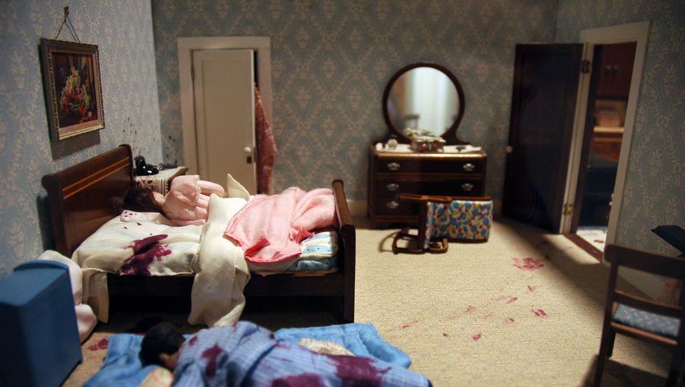 Morbide Modellhäuser: Blutbad in der Puppenstube