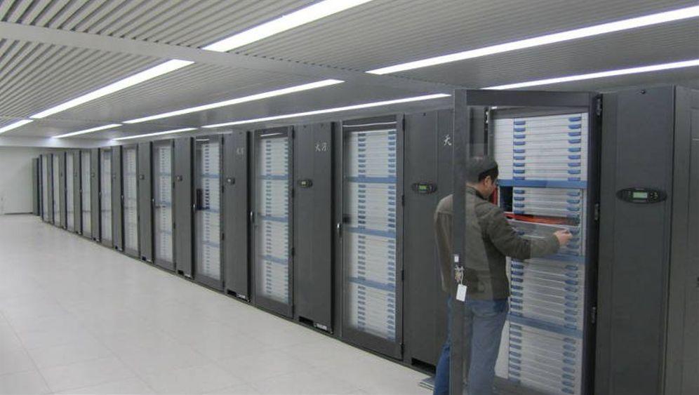 Schneller sparsamer rechnen: Asiens Super-Supercomputer