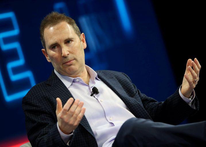 Andy Jassy (2016): Er werde ein »ein außerordentlicher Leiter«, sagt Bezos