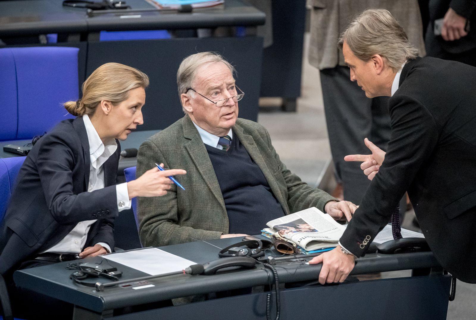 Bundestag - 55 Jahre Élysée-Vertrag