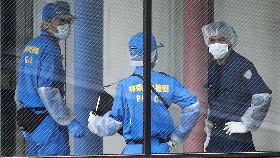 Attacke auf Behinderte in Japan: 19-facher Mörder zum Tode verurteilt