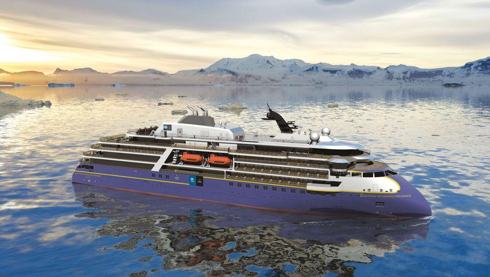 Kreuzfahrtschiffe 2020: Mit Ziel Eis