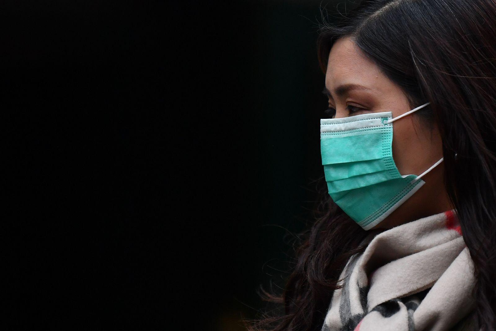 BRITAIN-CHINA-HEALTH