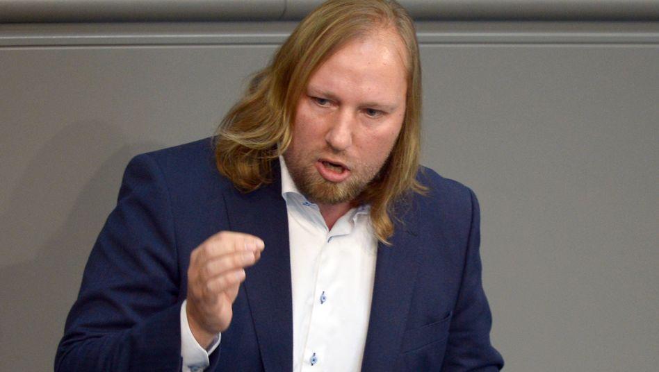 """Grünen-Fraktionschef Hofreiter: """"Keine Angst vor Auseinandersetzungen"""""""