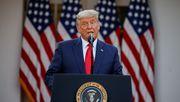 Trump reklamiert Fortschritte bei Corona-Impfstoffentwicklung für sich